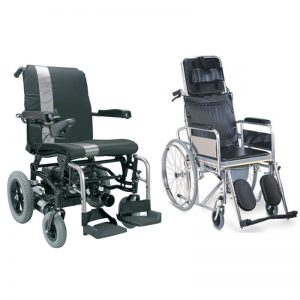 Wheel Chair & Commodes